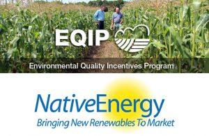 EQIP NativeEnergy Logos